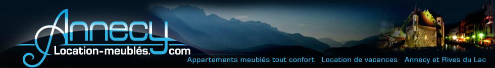 Annecy Location Vacances