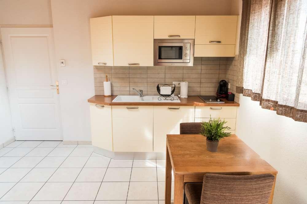 Location saisonniere d 39 appartements de vacances annecy for Cuisine studio